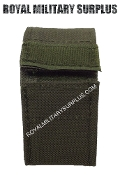Army Military tactical watch protection - OD Green Camouflage