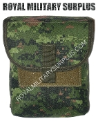 Canadian Digital Tactical Ammo Pouch - CADPAT Temperate Woodland