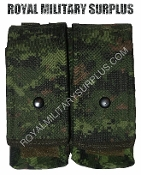 Canadian Digital Dual Magazine Holster - CADPAT Temperate Woodland