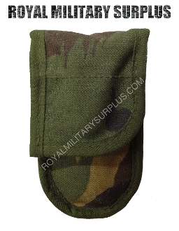 UK British Army Knife Holster - DPM Woodland Disruptive Camouflage