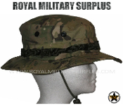 Military Army Boonie Hat - MultiCam Camouflage Multi-environment Pattern