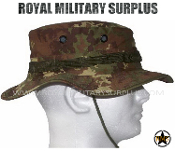 Italian Disruptive Camouflage Boonie Hat - VEGETATO Italy Army