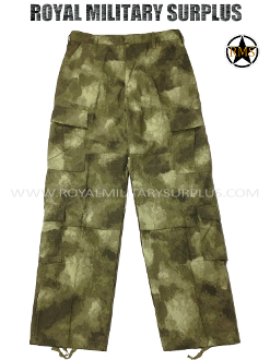 Army Military Combat Tactical Pants - A-TACS AU Camouflage Desert Arid Pattern