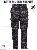 US Marines Digital Subdued Combat Pants - MARPAT Camouflage Subdued Pattern