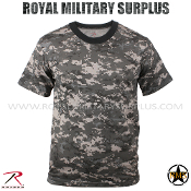 US Marines Digital Subdued t-Shirt - MARPAT Camouflage Subdued Pattern