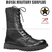 US Army Military boots - Black Camouflage