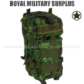 Canadian Digital Backpack Tactical Assault - CADPAT Temperate Woodland