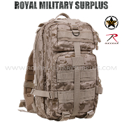 US Marines Digital Desert Backpack Tactical Assault - MARPAT Camouflage Desert Pattern