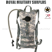 US Army Military Digital Hydration Pack - ACU Camouflage Universal Pattern
