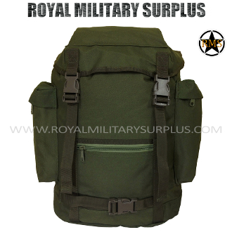 Army Military tactical backpack 3 day - OD Green Camouflage