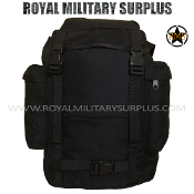 Army Military Tactical Backpack 3 Day - Black Camouflage