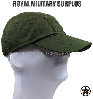 Army Military tactical cap - OD Green Camouflage