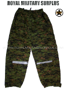 Canadian Digital Pants Goretex - CADPAT Temperate Woodland