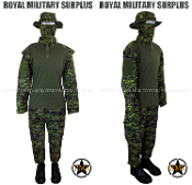 Canadian Digital Tactical Trooper Kit Uniform - CADPAT Temperate Woodland