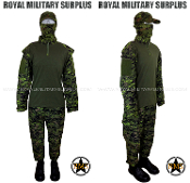 Canadian Digital Tactical Operator Kit Uniform - CADPAT Temperate Woodland