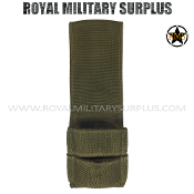 Army Military bayonet holder we82 - OD Green Camouflage