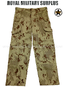 Combat Pants - CADPAT AR Arid Regions Camouflage Pattern