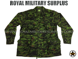 Combat Shirt - Canada Army - CADPAT TW Camouflage Pattern