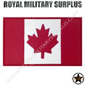 Patch - Flag (Rubber) - Canada Tactical (Colors)