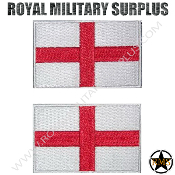 Patch - Flag Set (National) - England