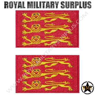 Patch - Military Emblema - England Lions Flag Set
