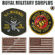 Patch - Tactical Kit - US Marines Corps (Tan)