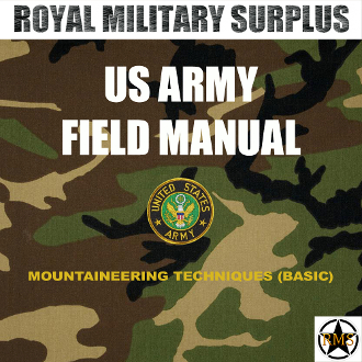 Field Manual - US Army - Mountaineering Techniques (Basic)