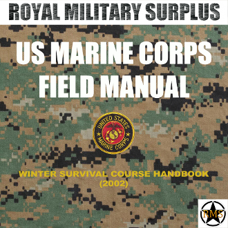 Field Manual - US Marine Corps - Winter Survival Course Handbook