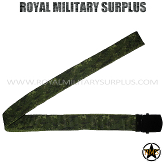 Canadian Digital Military Belt - CADPAT Temperate Woodland