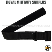 Army Military Tactical Ops Belt - Black Camouflage
