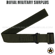 Army Military tactical ops belt - OD Green Camouflage