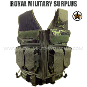 Tactical Vest - M71 Ranger - CADPAT (Temperate Woodland)