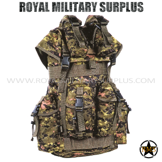 Tactical Vest - Heavy Infantry - CADPAT (Temperate Woodland)
