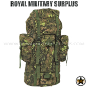 Backpack - Mountain Rucksack - CADPAT (Temperate Woodland)
