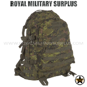 Backpack - MOLLE Tactical Pack - CADPAT (Temperate Woodland)