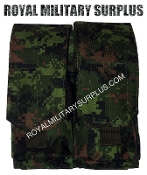 Canadian Digital Dual Magazine MOLLE - CADPAT Temperate Woodland Pouch - Rifle Magazine/Dual MOLLE - CADPAT (Temperate Woodland)