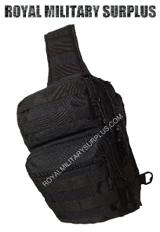 Army Military Tactical Backpack Recon assault - Black Camouflage