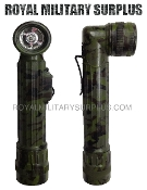 Flashlight (Angled Torch) -  CAMO
