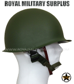 Helmet - M1 (US Army) - STEEL