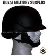 Army Military Tactical helmet pasgt - Black Camouflage