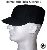 Field Cap - BLACK (Black Tactical)