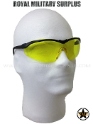 Tactical Glasses - Low Light/Definition Enhancer - YELLOW