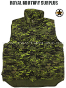 Canadian Digital Ranger Vest - CADPAT Temperate Woodland