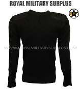 Army Military tactical commando sweater - Black Camouflage