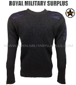 Tactical Commando Sweater - NAVY (Navy Blue)