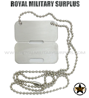 Dog Tag (w/ Steel Chain) - Canada Armed Forces