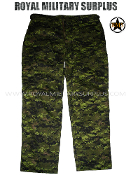 Canadian Digital BDU Combat Pants - CADPAT Temperate Woodland