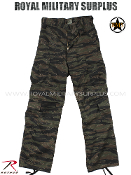 US Marines Combat Pants - Tiger Stripe Camouflage