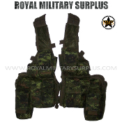 Canadian Digital Tactical Vest Rhodesian - CADPAT Temperate Woodland