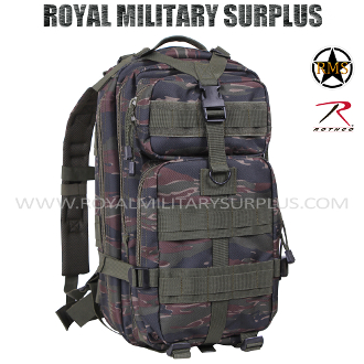 US Marines Backpack Assault - Tiger Stripe Camouflage